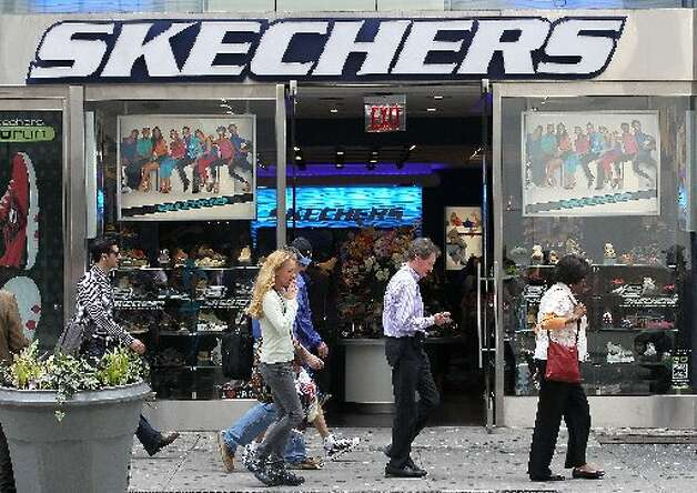 Sketchers Shoes (Getty Images)