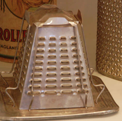 "This is a toaster from the collections of the Westport Historical Society, one of the many items showcased in the ""Treasures Revealed!"" exhibit. Photo: Jarret Liotta / Westport News contributed"