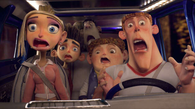 """Paranorman,"" which was nominated for Best Animated Film at the Academy Awards, will be screened as part of the Avon Theatre's 007 Red Carpet Festival on Saturday, Feb. 16 at 11 a.m. Photo: Contributed Photo"