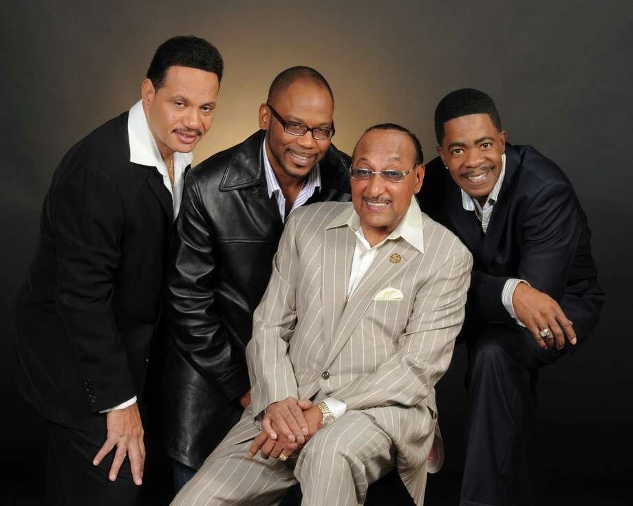 The Four Tops will perform a double bill with the Temptations at the Palace Theatre in Stamford on Wednesday, Feb. 6. Photo: Contributed Photo
