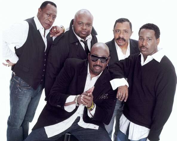 The Temptations will perform a double bill with the Four Tops at the Palace Theatre in Stamford on Wednesday, Feb. 6. Photo: Contributed Photo / Connecticut Post Contributed