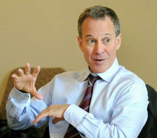 Attorney General Eric Schneiderman (Cindy Schultz / Times Union) Photo: Cindy Schultz, Albany Times Union / 00015232A