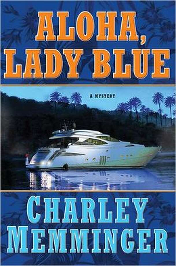 """Aloha, Lady Blue"" by Charley Memminger Photo: Xx"