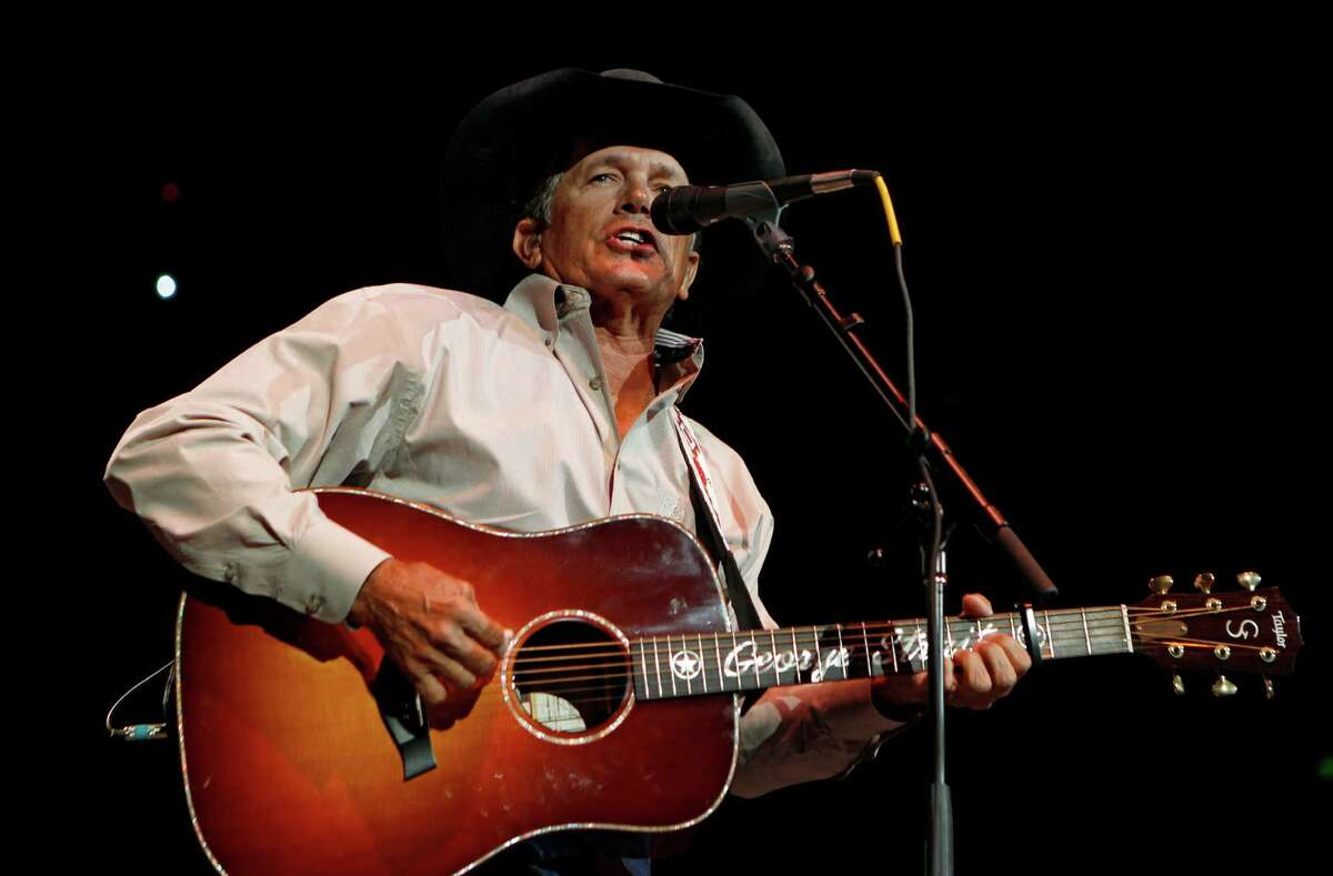 George Strait has played 20 RodeoHouston shows. He'll close out this year's rodeo with a concert-only performance.