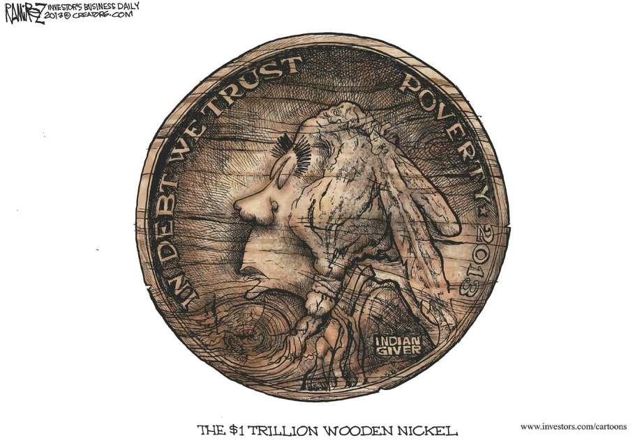 Clunky coin