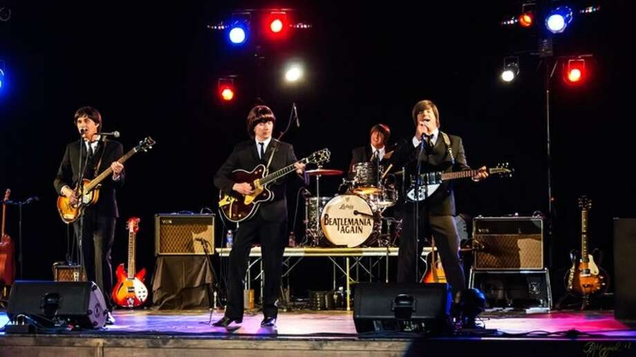 """Beatlemania Again"" will perform in Voorheesville on Feb. 2. (Courtesy Don Bowers Productions)"