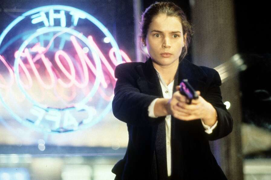 Here's Julia Ormond in 1994, from the movie 'Captives.' She also starred in 'Legends of the Fall' th