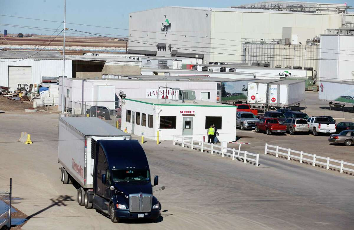 Steve Kay, editor of Cattle Buyers Weekly, says the closure of one of Cargill's two Texas plants was inevitable because of the shortage of cattle.