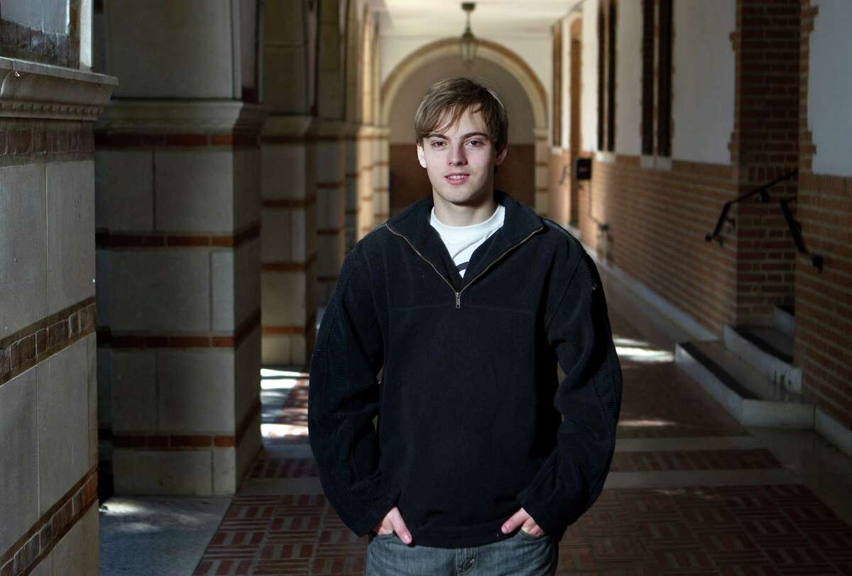Zack Kopplin, a Rice University student, has fought creationism in Louisiana and school vouchers here.