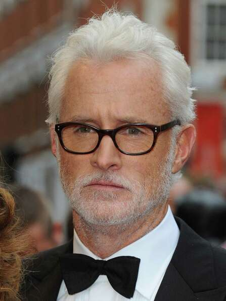 John Slattery in 2012, at the GQ Men of the Year Awards.
