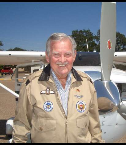 "Charles ""Hong Kong"" Wilson learned to fly with the Royal Canadian Air Force during World War II. He died Jan. 11 at the age of 91."