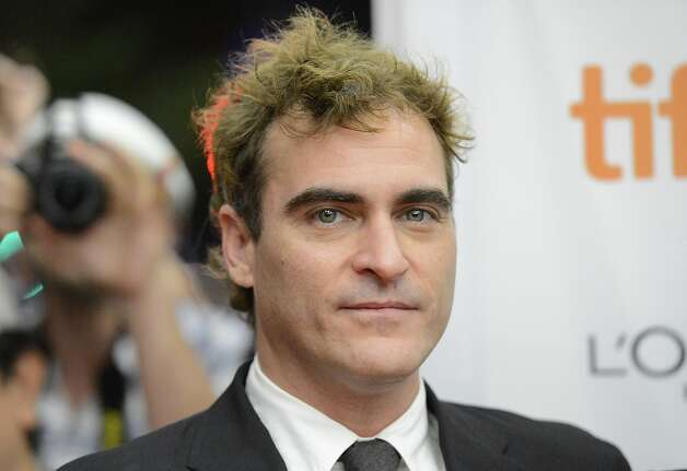 Joaquin Phoenix in 2012. He's been nominated for his movie 'The Master.' Photo: Jason Merritt, Getty Images / 2012 Getty Images