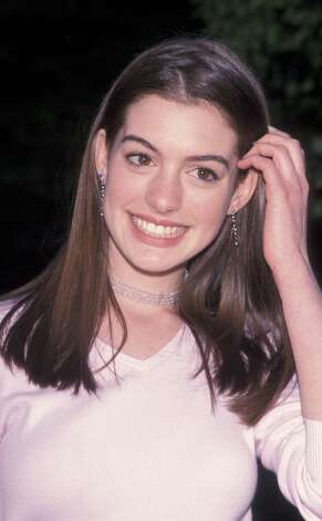 Before the 'Princess Diaries' made her a star, Anne Hathaway was in the short-lived FOX TV show 'Get Real.' It ran from 1999 to 2000. Photo: Ron Galella, Ltd., WireImage / 1999 Ron Galella, Ltd.
