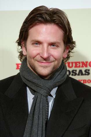 Bradley Cooper in 2013. He's been nominated for an Oscar for 'Silver Linings Playbook.' Photo: Carlos Alvarez, Getty Images / 2013 Getty Images