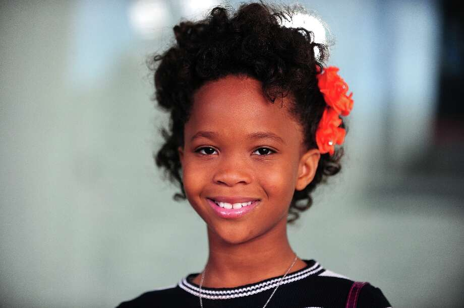 Academy Award nominee Quvenzhane Wallis is probably the only actor who didn't start her career in another film or TV. That's because she's only 9. Photo: ROBYN BECK, AFP/Getty Images / 2013 AFP