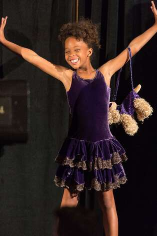 Quvenzhane Wallis is up for an Oscar for her work in 'Beasts of the Southern Wild.'  Photo: Paul A. Hebert / 2013 Getty Images