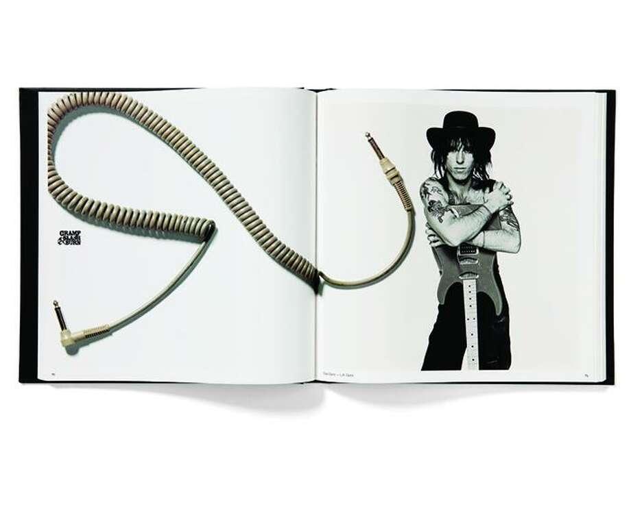 Cramp, Slash & Burn, from design firm Scarpati Studio & Ink Creative