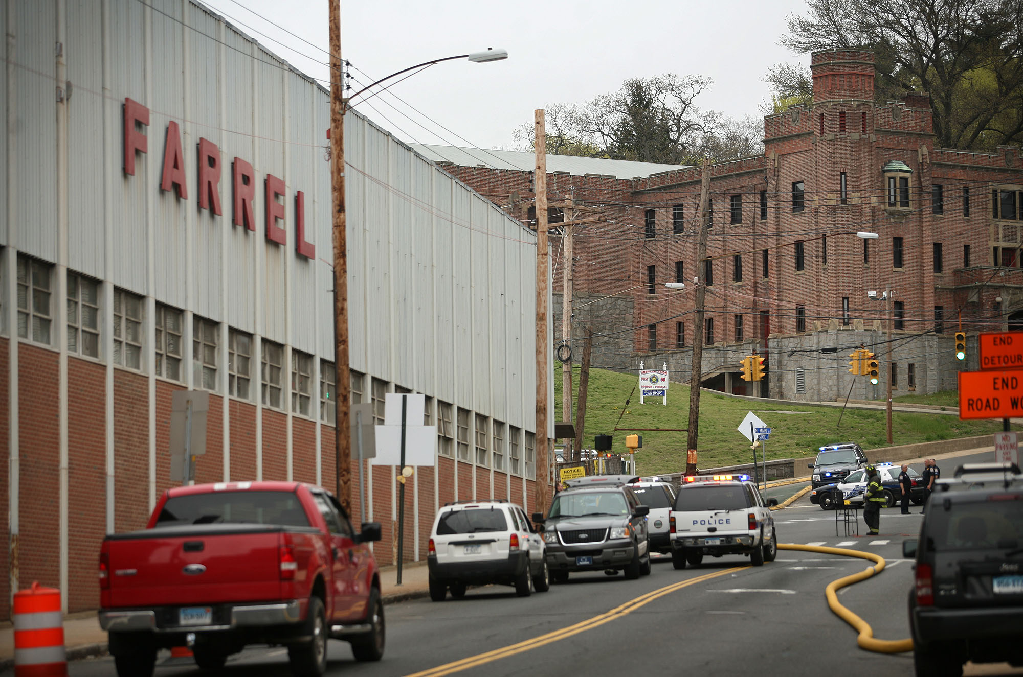 Colleges In Ct >> Ansonia's Farrel complex is sold - Connecticut Post