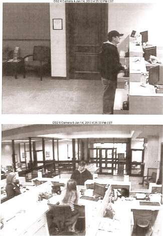 MidSouth bank in Vidor was robbed Jan. 14. The suspect has been caught. Photo: Vidor Police Department