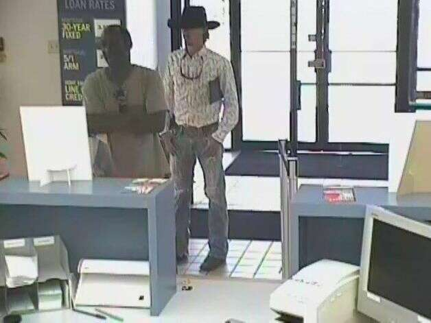 This man robbed the Capital One Bank in Orange on July 27, 2012.