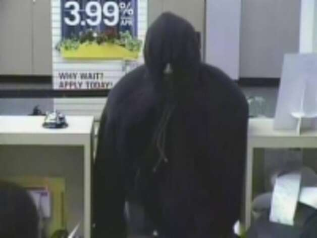 Capitol One bank robber. Photo: Beaumont Police Department