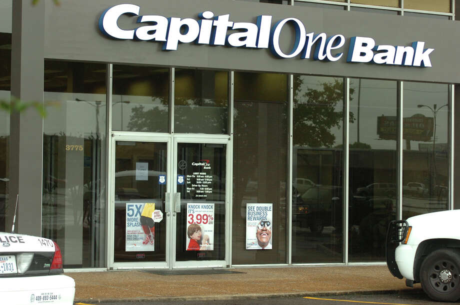 85. Capital OnePrevious rank: 87Headquarters: McLean, VirginiaSource: Fortune Photo: Guiseppe Barranco, STAFF PHOTOGRAPHER / The Beaumont Enterprise