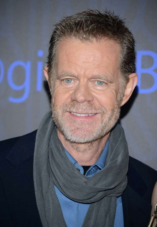 "William H. Macy says he draws on ""a little firsthand experience"" for his role as a drunk on ""Shameless."" Photo: Andrew H. Walker, Getty Images / 2013 Getty Images"