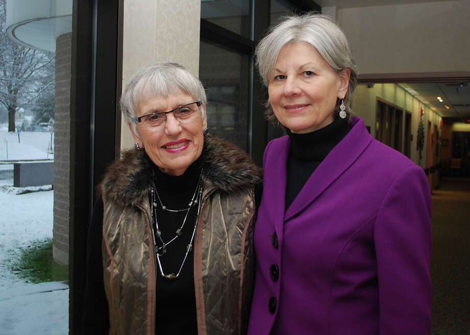 Dee Sarno and Marie Glotzbach (Courtesy SaratogaArtsFest)