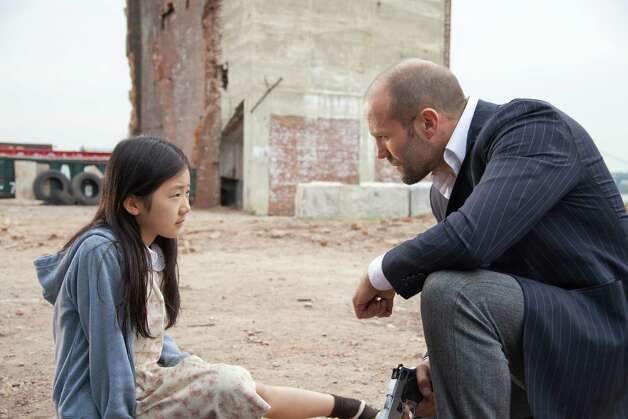 John Baer/Lionsgate Entertainment Mei (Catherine Chan) and Luke Wright (Jason Statham) in SAFE. Photo: Photo Credit: John Baer
