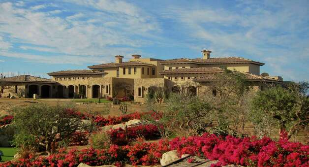 Two-story Golf Villas are shown here at Diamante Cabo San Lucas in Mexico. Photo: Contributed Photo