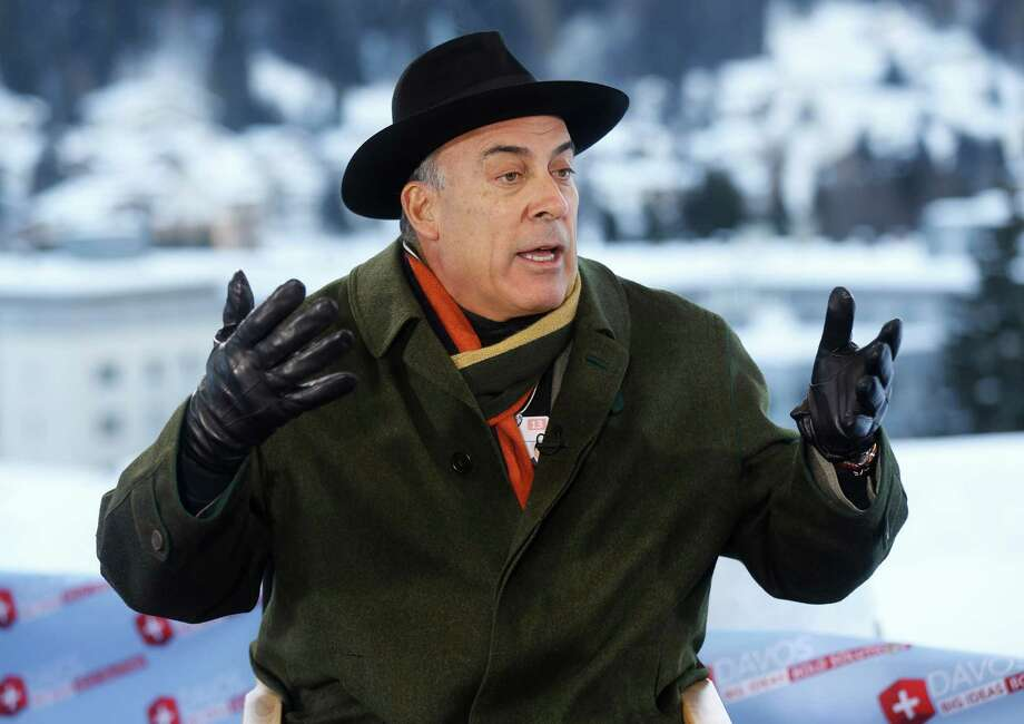 Muhtar Kent, chief executive officer of Coca-Cola Co., gestures as he speaks during a Bloomberg Television interview on day two of the World Economic Forum (WEF) in Davos, Switzerland, on Thursday, Jan. 24, 2013. World leaders, influential executives, bankers and policy makers attend the 43rd annual meeting of the World Economic Forum in Davos, the five day event runs from Jan. 23-27. Photographer: Simon Dawson/Bloomberg *** Local Caption *** Muhtar Kent Photo: Simon Dawson, Bloomberg / Copyright 2013 Bloomberg Finance LP, All Rights Reserved.