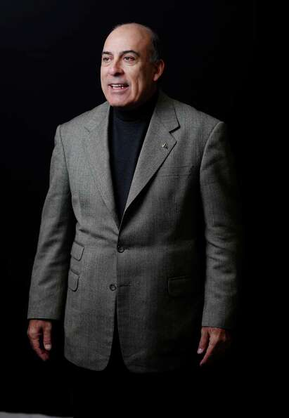 Muhtar Kent, chief executive officer of Coca-Cola Co., poses for a photograph following a Bloomberg