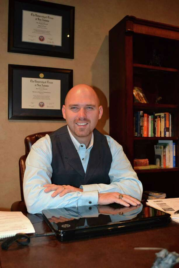 Dale Schlundt is an adjunct professor for Palo Alto College. Photo: Courtesy Photo