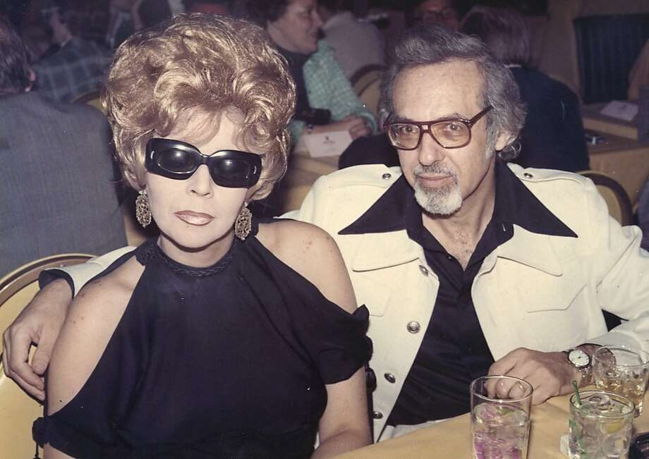 "Linda and Burt Pugach, seen here in 1974, were the subjects of the movie ""Crazy Love."" Photo: Anonymous, Associated Press"