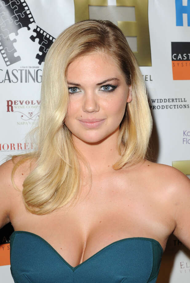 Upton attends the Casting By Premiere After Party in New York City. Photo: Craig Barritt, Getty Images / 2012 Getty Images