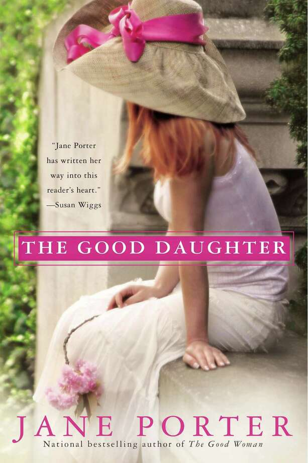 Cover of Jane Porter's new book The Good Daughter