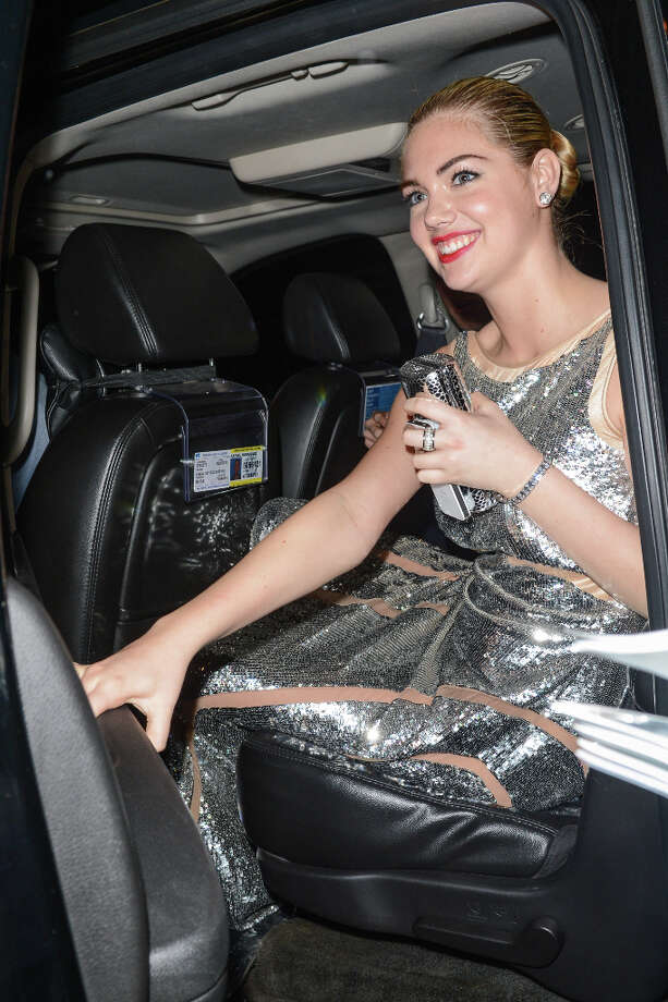 This is her leaving an after party at the Standard Hotel last year in New York City. Photo: Ray Tamarra, Getty Images / 2012 Ray Tamarra