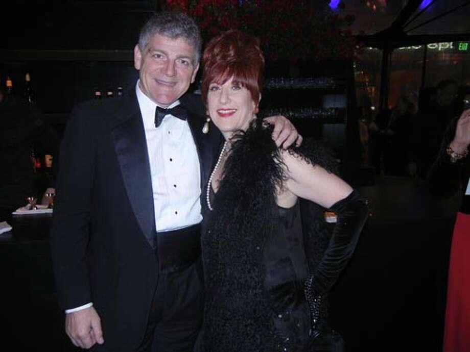 Alfonso Montuori and Kitty Margolis