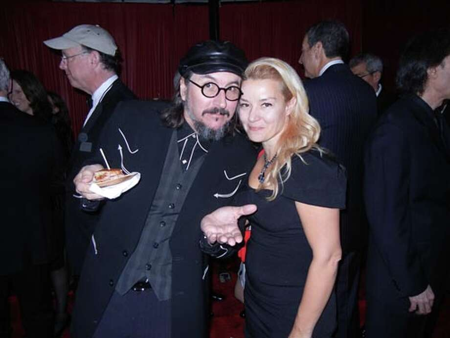 Primus frontman Les Claypool and his wife, Chaney Claypool