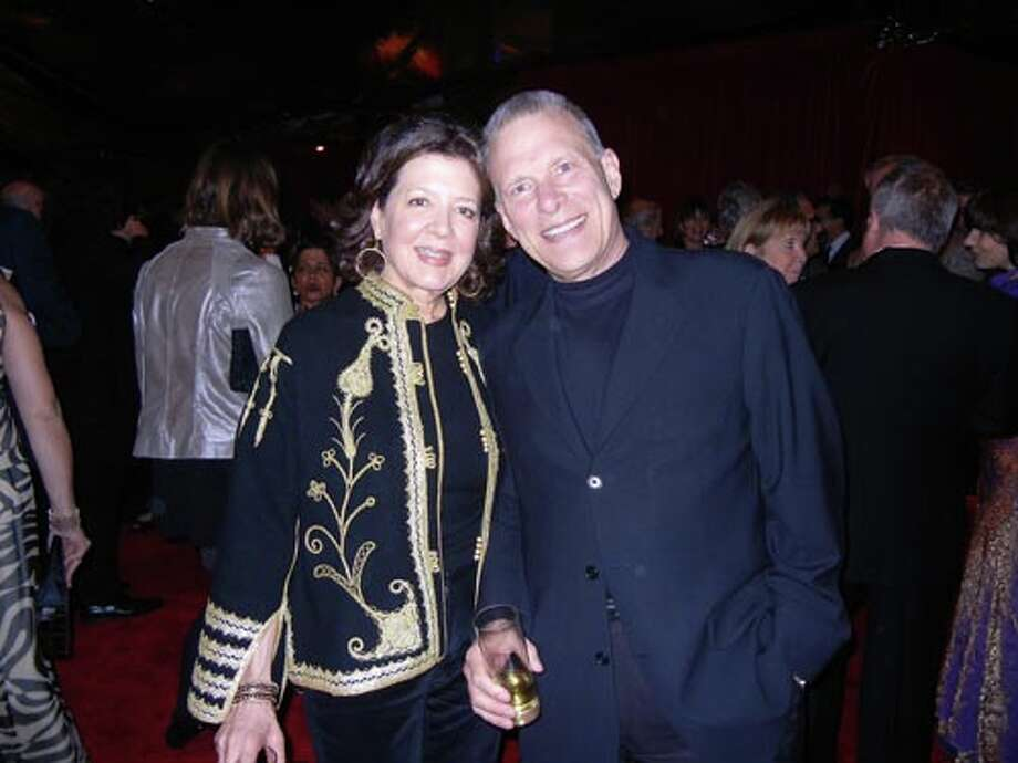 Linda Kemper and her fiance, SF Opera Director David Gockley