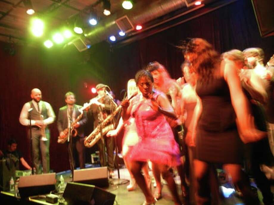 Sharon Jones and the Dap Kings keep the groove going at the Rickshaw Club