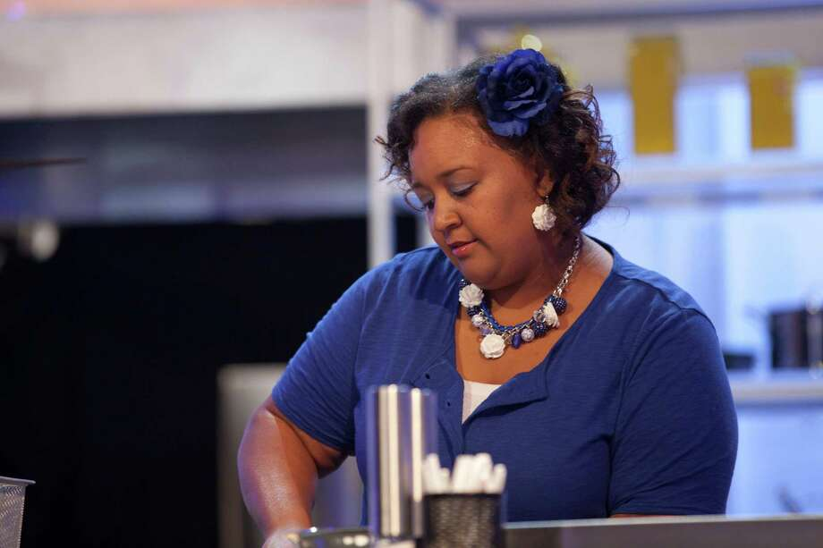 "Houstonian Renatta Lindsey was selected by British food star Nigella Lawson to be on her cooking team on the new ABC cooking show ""The Taste."" She was eliminated from the competition on Tuesday. Lindsey, one of 16 finalists in the competition, talks about what inspired her to audition for the show, what she likes to cook and her favorite food shows here. Maybe you went to high school with one of these other Houston reality stars. Do you recognize anyone?  Photo: SASHA SHEMIRANI, ABC"