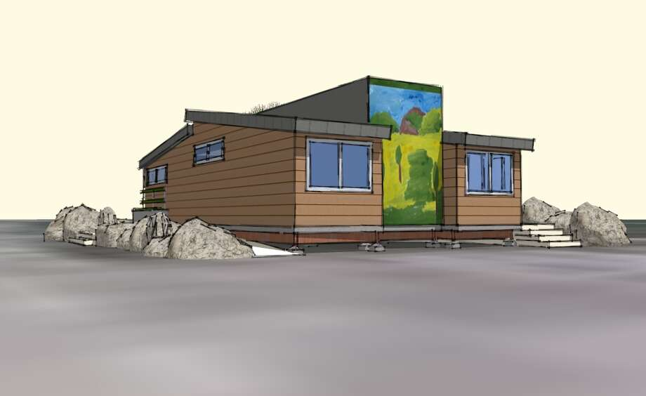 Sprout Modular Classroom ~ Seattle group to build green portable classrooms