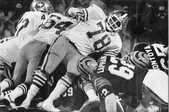 the 49ers play the Bengals in the superbowl in January 1982
