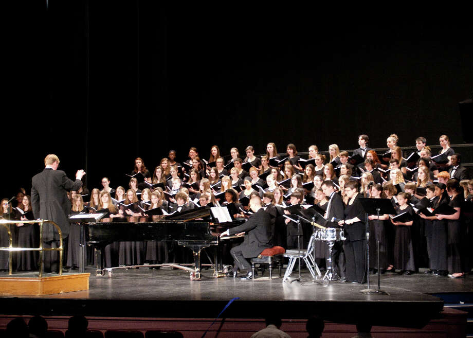 """The Fairfield County Children's Choir's """"Broadway Salute"""" takes place Saturday, Feb. 2, at Norwalk Concert Hall. On Sunday, 50 members of the group will be fetured in a commercial during the Super Bowl. Photo: Contributed Photo"""