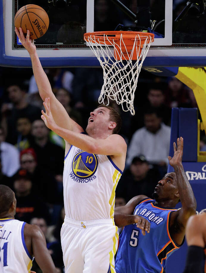 Name:David LeePosition: Power forwardTeam: Golden State WarriorsAll-Star Appearances: 2 Photo: Ezra Shaw, Getty Images / 2013 Getty Images