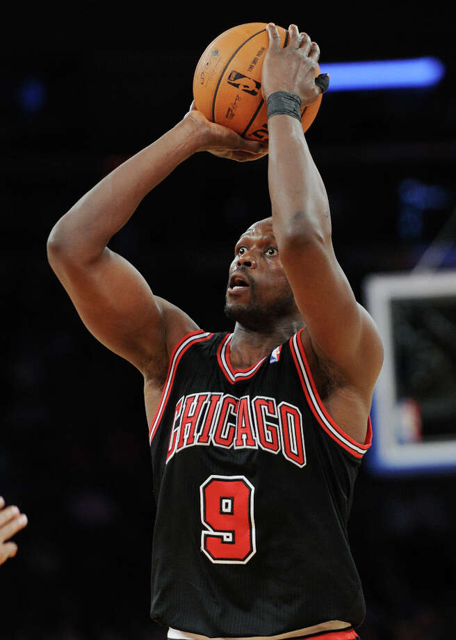 Name: Luol DengPosition: ForwardTeam: Chicago BullsAll-Star Appearances: 2 Photo: Bill Kostroun, Associated Press / FR51951 AP