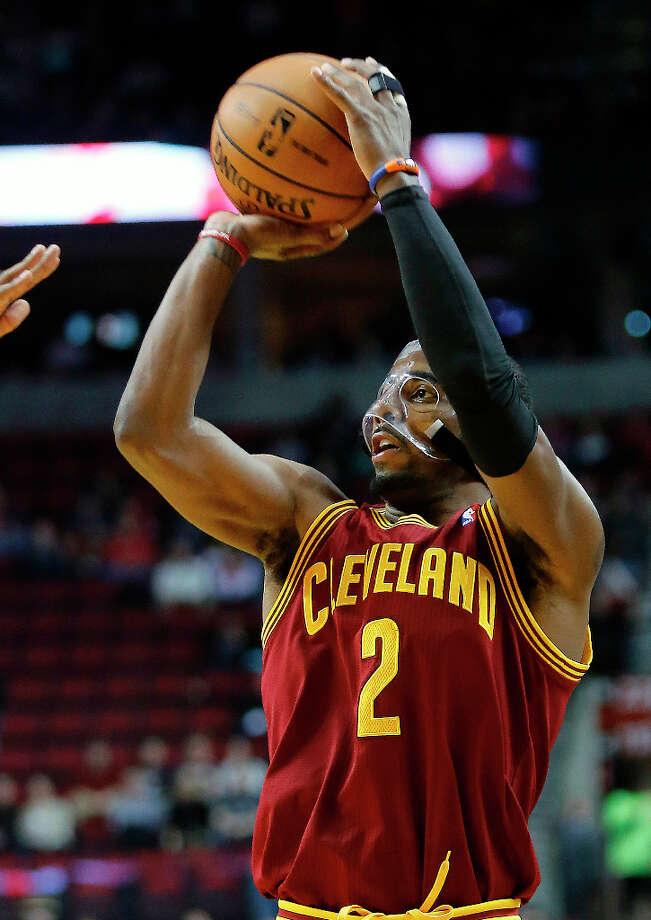 Name: Kyrie IrvingPosition: Point guardTeam: Cleveland CavsAll-Star Appearances: 1 Photo: Don Ryan, Associated Press / AP
