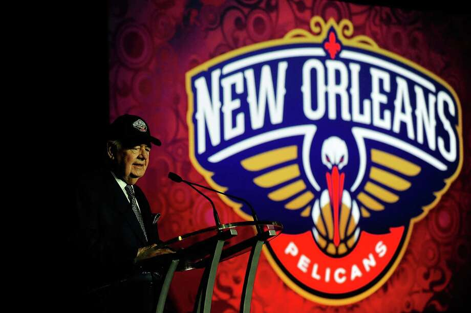 The New Orleans Pelicans! Really NBA? I mean really? Photo: Stacy Revere, Getty Images / 2013 Getty Images