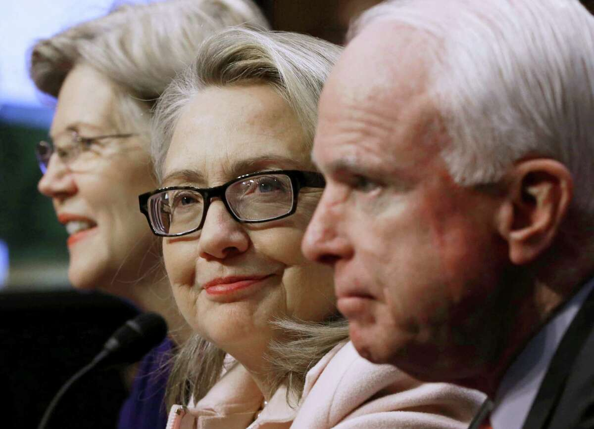 2008Republican winner: John McCainDemocratic winner: Hillary Clinton